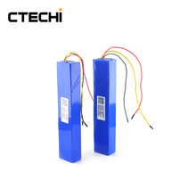 Rechargeable 18650 21.6v 3300mAh lithium battery pack